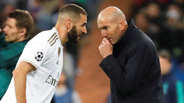 Zidan: Benzema je sazreo kao igrač