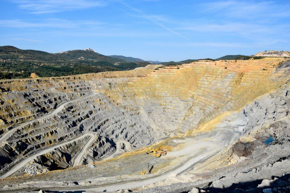 Ziđin: Rudnik Jama nije zatvoren, prekinuta gradnja okana za rudnik
