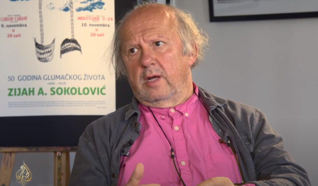 Zijah Sokolović izašao iz bolnice