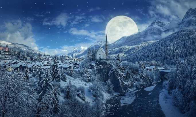 Zima počinje sutra nešto pre ponoći