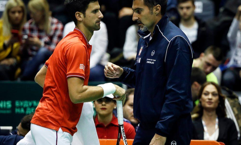 Zimonjić otkrio da li će Novak igrati za Srbiju na završnom turniru Dejvis kupa