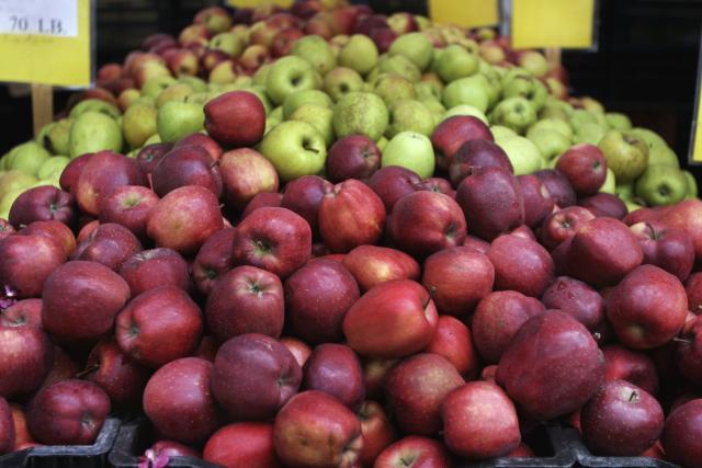 Zimsko povrće i voće i dalje dominira