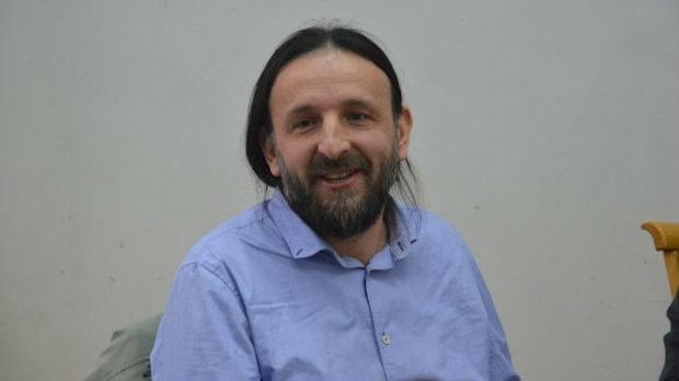 Živojin Rakočević dobitnik nagrade Aleksandar Tijanić