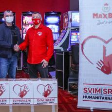 Život je krv! MaxBet obeležio 4 godine uspešne akcije dobrovoljnog davanja krvi