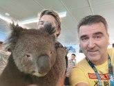 Životinje iz nacionalnog parka Melburna u Medija centru