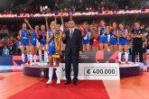 Zlatne odbojkašice otputovale na Svetski kup