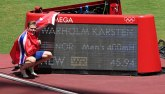 Zlato i svetski rekord za Varholma na 400 metara s preponama