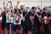 Zlato i svetski rekord za italijanske bicikliste u timskoj poteri