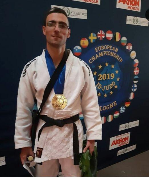 Zlato za Srbiju na evropskom prvenstvu u inkluzivnom džudou