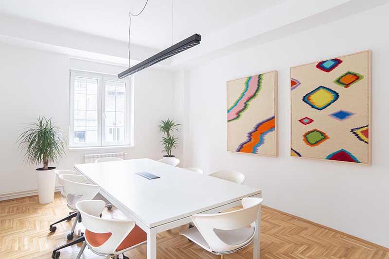Značaj umetnosti u poslovnim prostorima