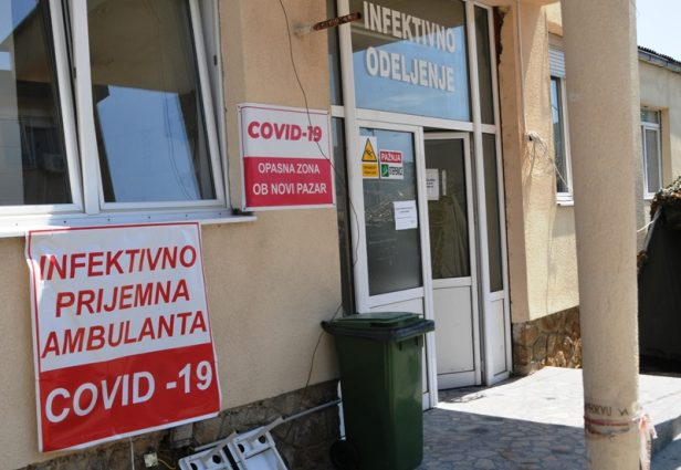 "Znatno manje hospitalizovanih od korone u OB Novi Pazar, zvanično preminuo jedan ""non COVID"" pacijent"