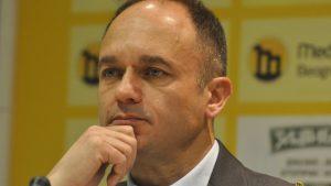 Zoran Vuletić, novi predsednik Građanskog demokratskog foruma