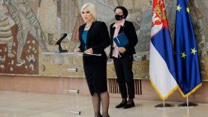 Zorana Mihajlović: Put rodne ravnopravnosti trnovit
