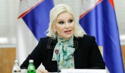 Zorana Mihajlović ohrabrila žene da prijave nasilnike