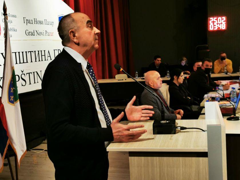 Zoranić optužio ministra policije da dolazi u posjetu kriminalcima