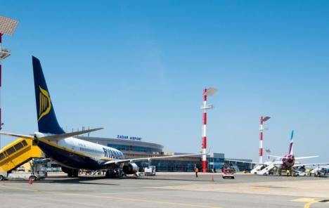 Zračna luka Zadar ostvarila novi rekord u prijevozu putnika