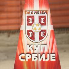 Žreb osmine finala Kupa Srbije održaće se u petak