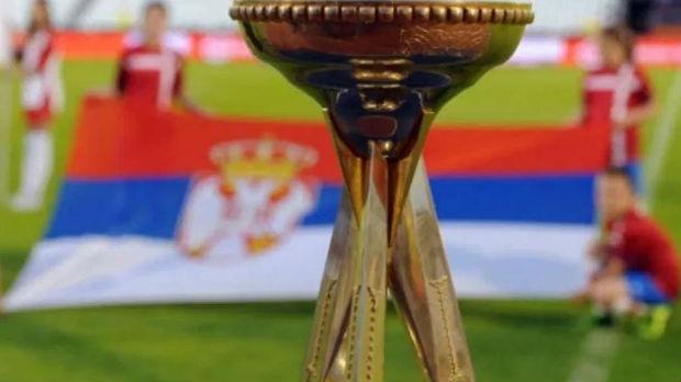 Žreb za fudbalski Kup Srbije u sredu