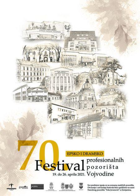 Zrenjaninsko pozorište domaćin 70. Festivala profesionalnih pozorišta Vojvodine