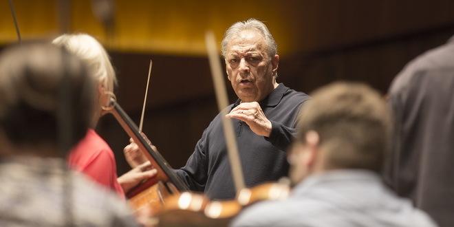 Zubin Mehta i Beogradska filharmonija 10. jula u Kolarcu