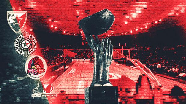 Žućkova levica – Borac protiv Partizana, susret košarkaških institucija