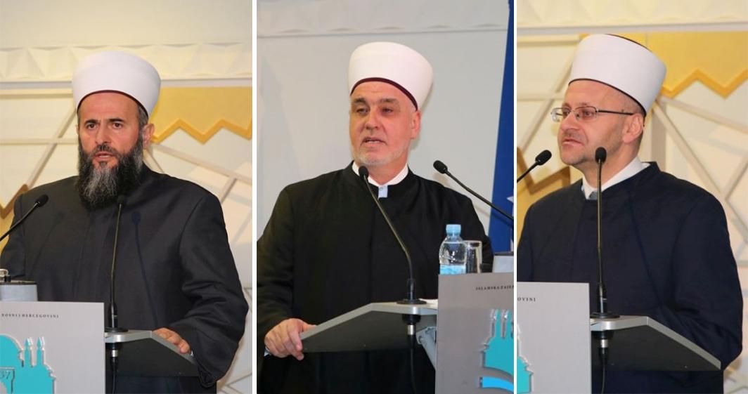 Zukorlić, Kavazović i Dedović kandidati za reisa, Husejin ef. Smajić odustao