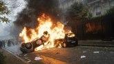 Žuti prsluci: Pariz u strahu, zatvoreni Luvr i Ajfelov toranj