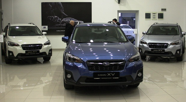 Zvanična prezentacija novog Subaru XV