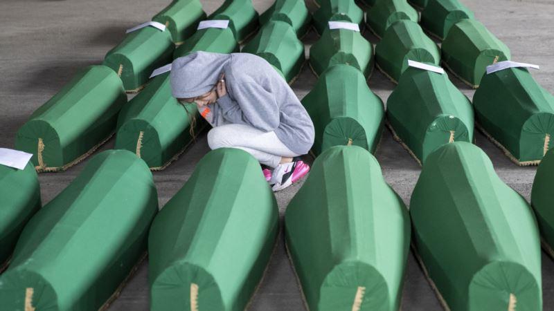 Zvanični Beograd i dalje izbegava temu genocida u Srebrenici
