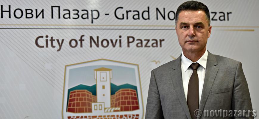 Zvaničnici Novog Pazara čestitali Bajram