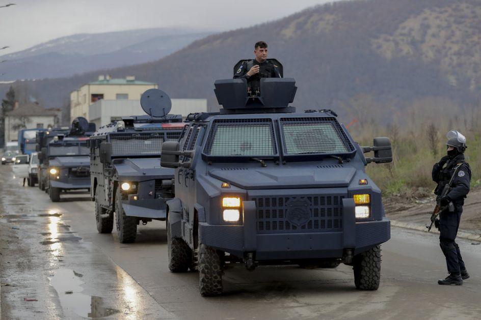 Zvaničnici kosovske policije bojkotovali vežbu na severu Kosova, šef Euleksa ljut
