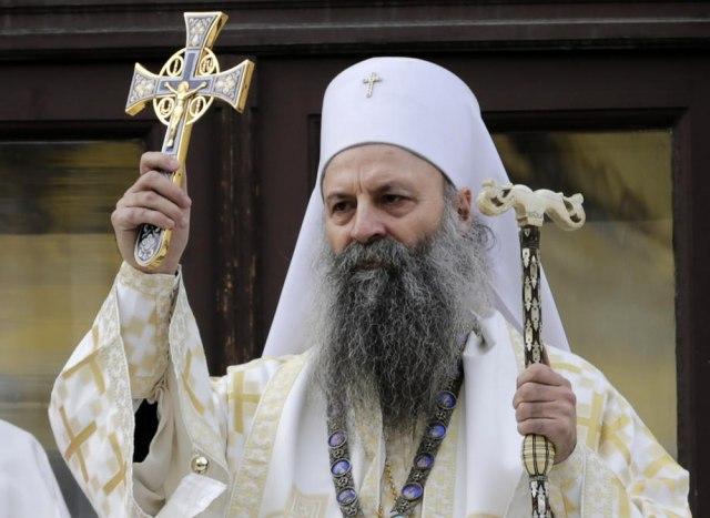 Zvaničnik Dume: Patrijarh Porfirije je u pravu