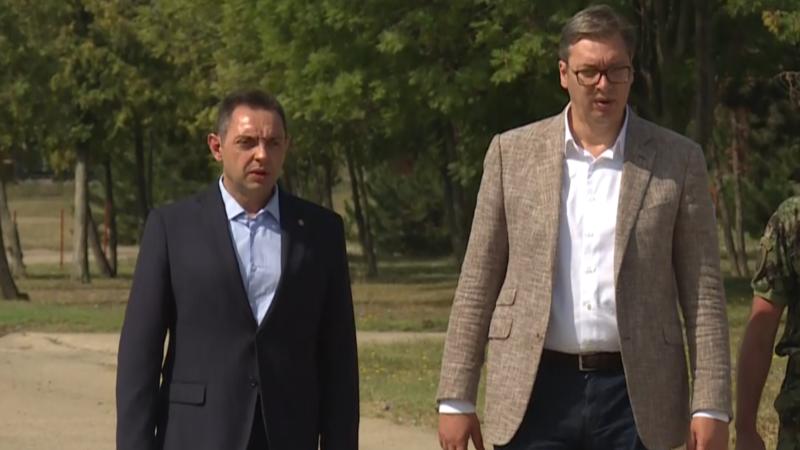 Zvaničnik SNS Vučević podneo krivičnu prijavu protiv Vučića i Vulina