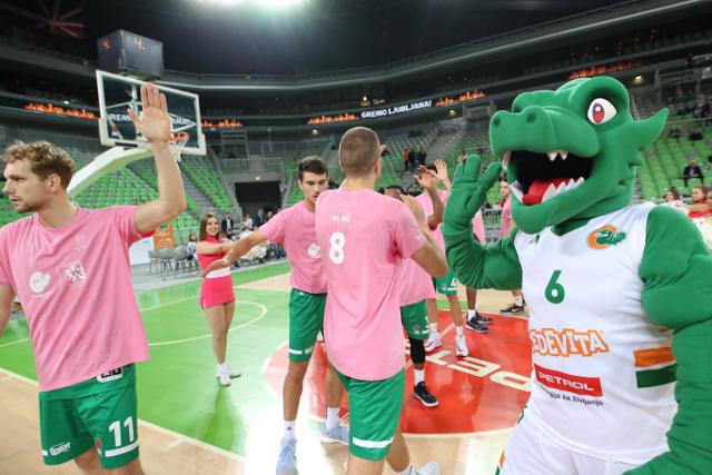 Zvanično - Cedevita Olimpija dovela veliko pojačanje iz Primorske!