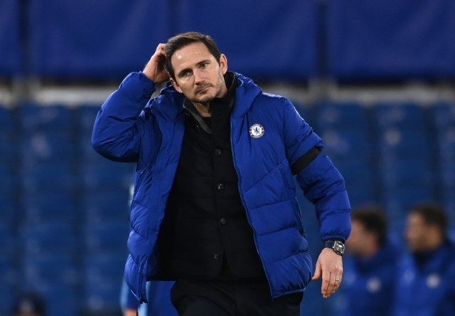 Zvanično: Čelsi otpustio Lamparda
