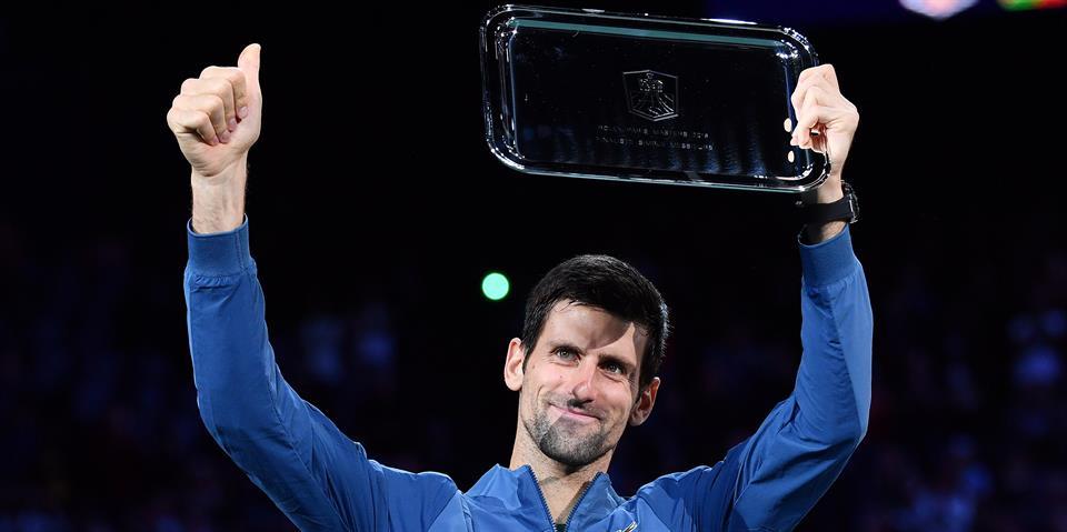 Zvanično: Novak se vratio na tron