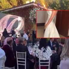 Zvanično postala GOSPOĐA ĐUKANOVIĆ! Pogledajte kako izgleda MILOVA SNAJKA u venčanici: Isplivali DETALJI SA SVADBE! (FOTO)