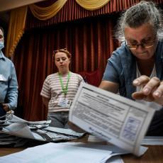 Zvanično saopštenje beloruske Centralne izborne komisije: Na rezultate izbora žalilo se troje kandidata