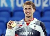 Zverev: Turnir je bio jak  svi su bili tu, samo Nadal nije došao