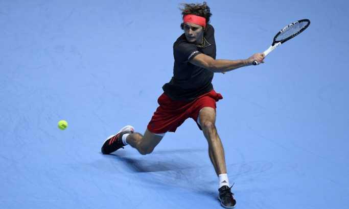 Zverev pobedio Federera
