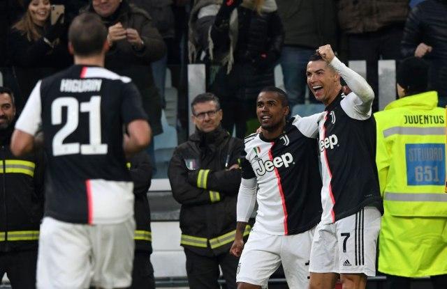 Zvezda Juventusa imitirala psovanje Mauricija Sarija VIDEO