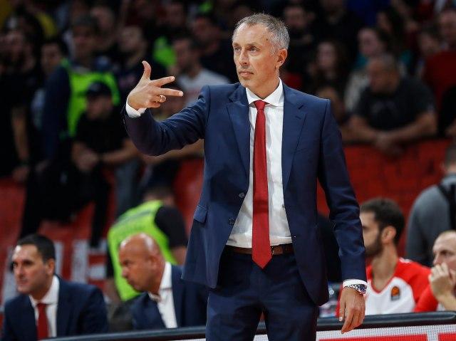 Zvezda bez trenera, Tomić podneo ostavku!