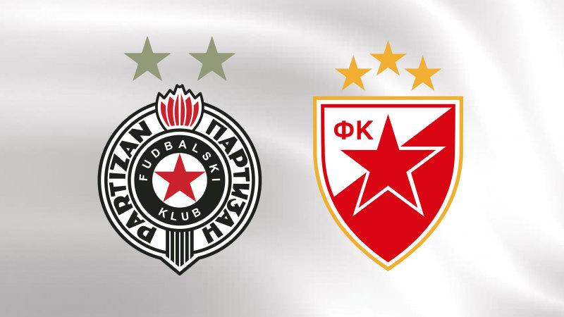 Zvezda i Partizan izneli zahteve u interesu srpskog fudbala