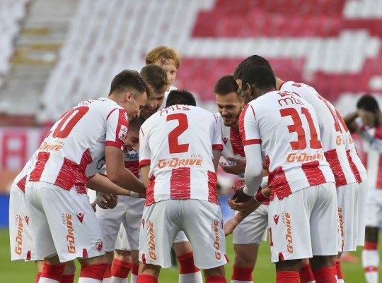 Zvezda počela pripreme, Stanković prozvao 28 igrača