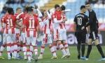Zvezda proslavila jesenju titulu: Crveno-beli srušili Čukarički