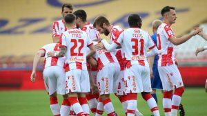 Zvezda trijumfalno završila sezonu u Super ligi Srbije