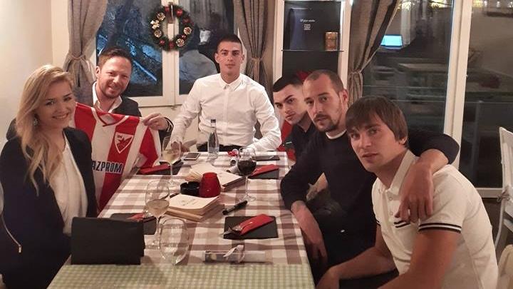 Zvezdaši vodili na večeru, Isidora blizu Nemačke