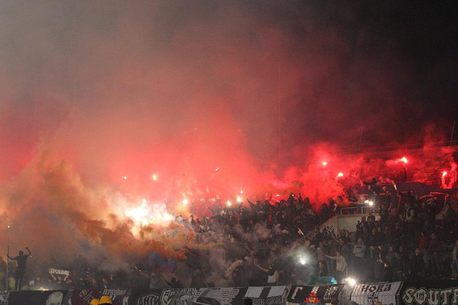 Zvezdi i Partizanu kazna preko milion dinara