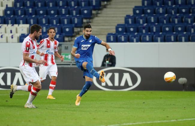 Zvezdin štoperski tandem žali nakon poraza: Igrali drug za druga, ali ovo je Evropa...