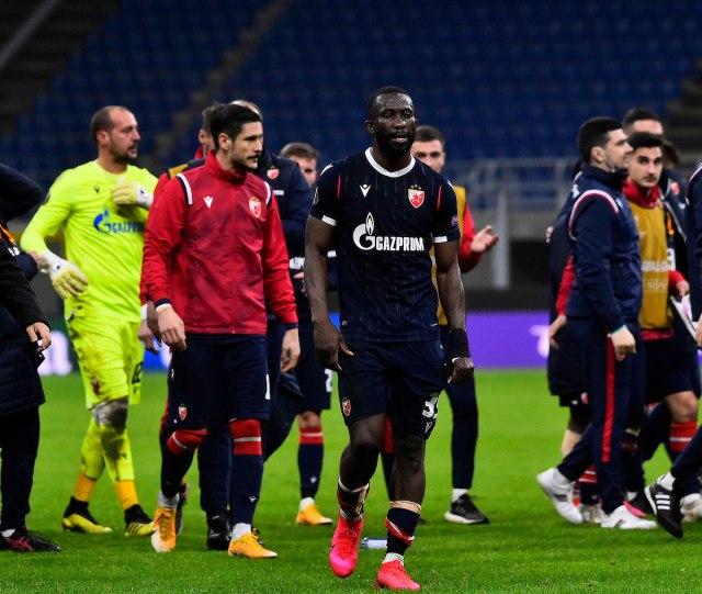 Zvezdina istorijska sezona za rekord u UEFA